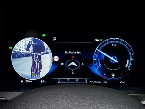Новый Kia Sorento получит «вторую пару глаз»