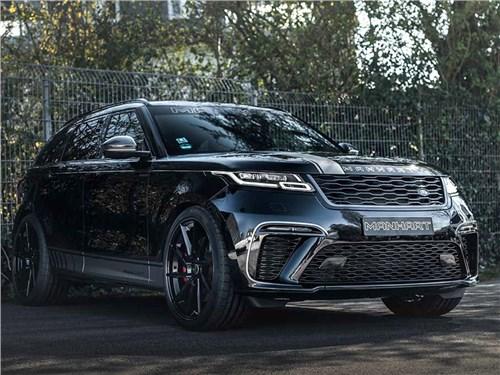 Новость про Land Rover - Manhart SV600