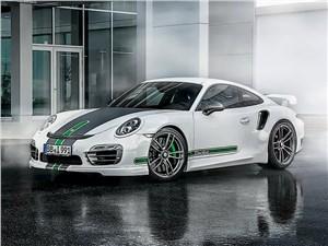 Techart / Porsche 911 Turbo вид спереди
