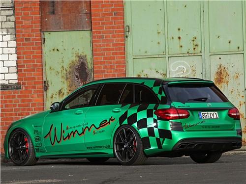 Manhart | BMW X6 M вид сзади