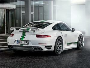 Techart / Porsche 911 Turbo вид сзади