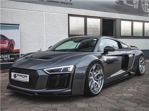 Prior Design | Audi R8 вид спереди