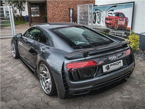 Prior Design | Audi R8 вид сзади