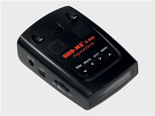 Sho-Me G-800 Signature