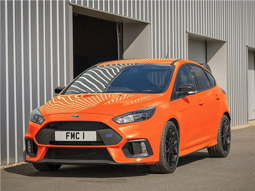 Ford Focus RS получил прощальную версию