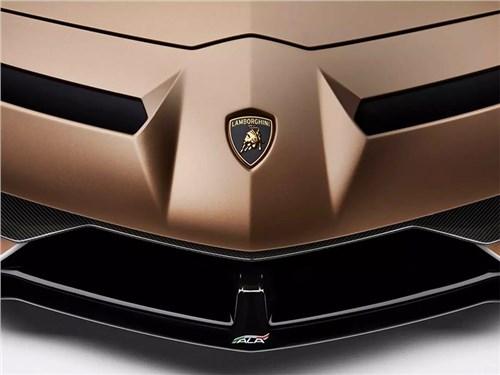 Lamborghini готова показать загадочную модель