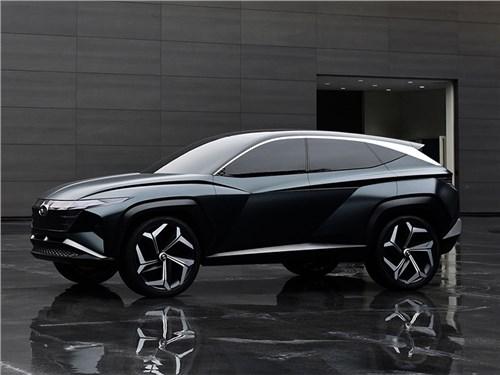 Новый Hyundai Tucson - секретов больше нет