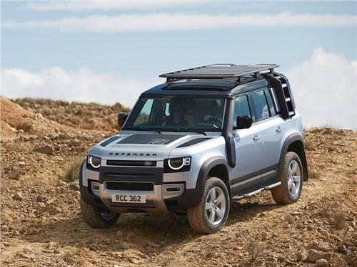 Новый Land Rover готовится предстать перед Россией