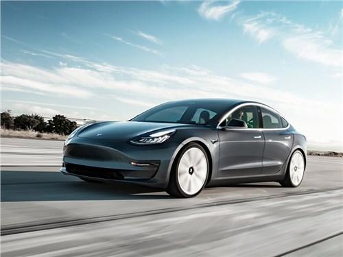 Новость про Tesla Motors Model 3 - Tesla Model 3 (2018)