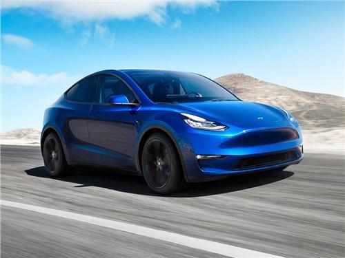 Новость про Tesla Motors Model Y - Tesla Model Y (2021)