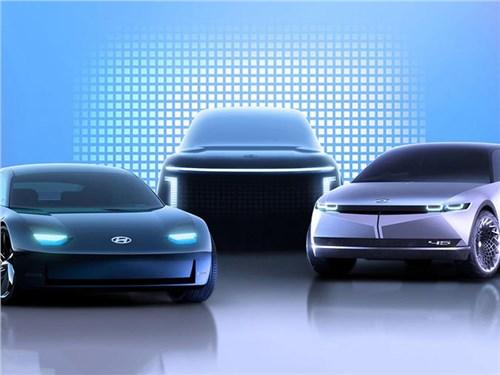 Новость про Hyundai - Ioniq