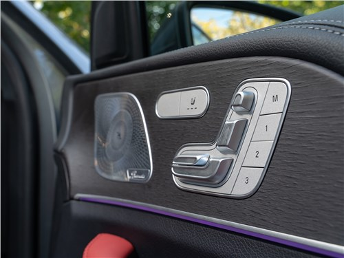 Mercedes-Benz GLE Coupe 2020 дверь