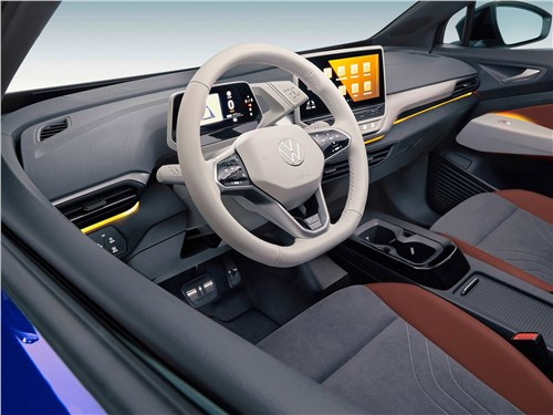 Предпросмотр volkswagen id.4 (2021) салон