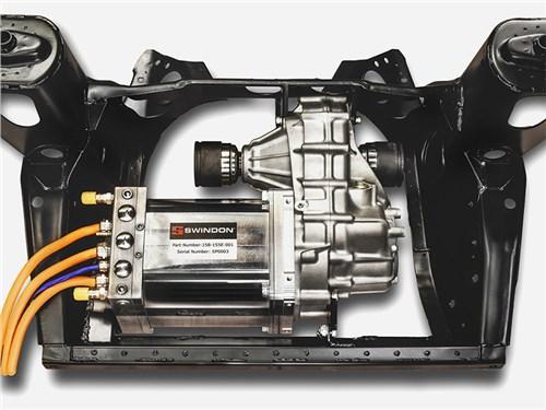 Британцы придумали комплект для электрификации классического Mini Cooper