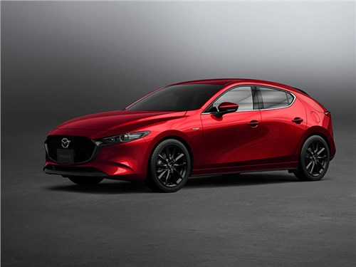 Новость про Mazda 3 - Mazda 3 Skyactiv-X