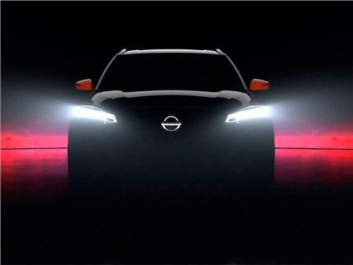 Nissan объявил о премьере обновленного Kicks