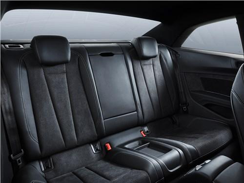 Audi A5 (2020) задний диван