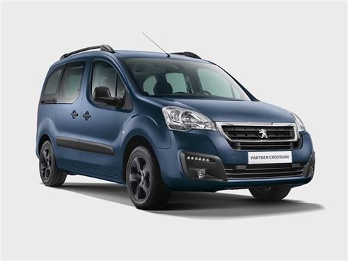 Новость про Peugeot Partner - Peugeot Partner Crossway