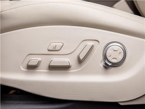 Genesis GV80 (2021) сиденье водителя