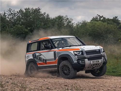 Новость про Land Rover Defender 90 - Land Rover Defender