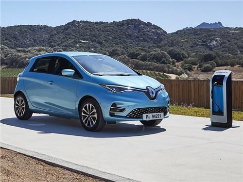 Renault откажется от своего главного электрокара