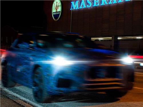 Maserati разрабатывает конкурента Porsche Macan
