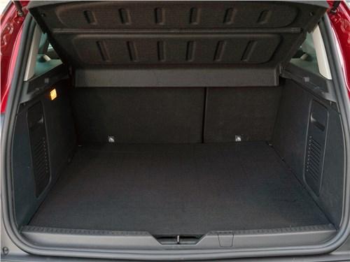 Renault Kaptur (2020) багажное отделение