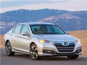 Honda представила самый экономичный гибрид в США