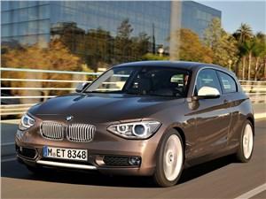 Все BMW 1-series нового поколения станут переднеприводными