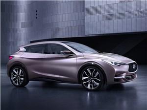Автомобили Infiniti Q30 будут выпускаться в Европе