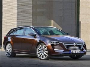 Новое поколение Opel Insignia появится на рынке в 2015 году