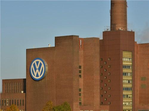 Российские продажи Volkswagen AG в октябре сократились почти на 3 процента