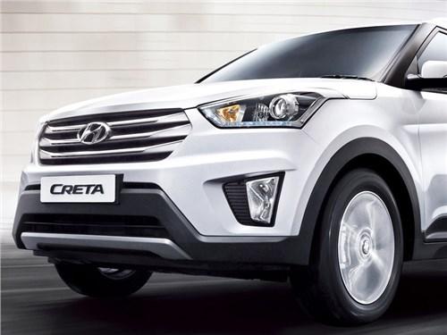 Новость про Hyundai Creta - В Санкт-Петербурге началось серийное производство Hyundai Creta