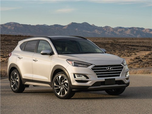 Hyundai Tucson стал гибридом