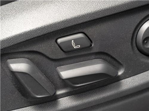Audi Q5 (2021) электрорегулировки кресла