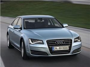 Чиновники будут ездить на Audi A8 отечественного производства?