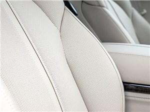 Audi A8 2014 обивка сидений
