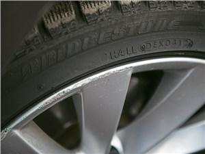 Volkswagen Passat CC 2011 колесо