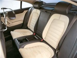 Volkswagen Passat CC 2011 задний диван