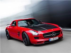 Предпросмотр mercedes-benz sls amg gt final edition coupe 2014 вид спереди сбоку