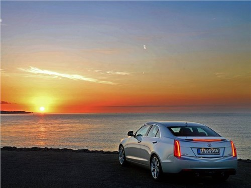 Новость про Cadillac ATS - GM возобновляет продажи Cadillac ATS на российском рынке