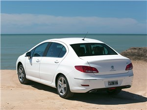 Peugeot 408 аргентинской сборки отличается от российской версии лучшей управляемостью и более жестким шасси
