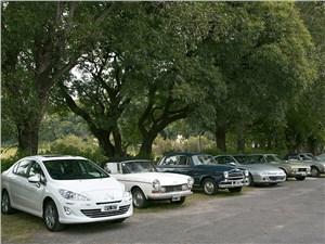 В Буэнос-Айресе живет Карлос Риверо Аедо – единственный в стране коллекционер старинных Peugeot