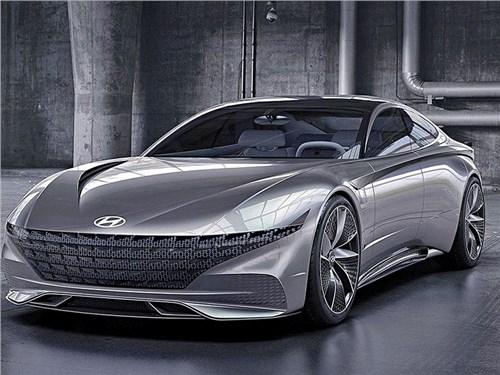 Новость про Hyundai - В Hyundai решили делать эмоциональные автомобили