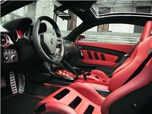 Предпросмотр carrozzeria touring superleggera disco volante 2013 водительское место