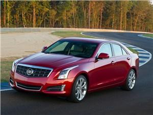 Новость про Cadillac ATS - Cadillac ATS 2013