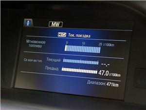 Предпросмотр honda accord 2013 монитор бортового компьютера