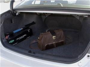 Предпросмотр honda accord 2013 багажное отделение