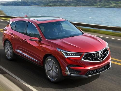 Acura показала новое поколение RDX