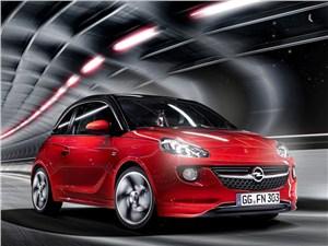 Opel готовит открытый хэтчбек Adam
